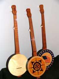 backyard music banjos and banjo kits